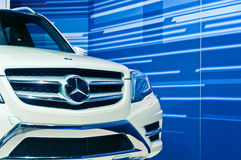 Mercedes-Benz GLK Class 2013 Royalty Free Stock Photos