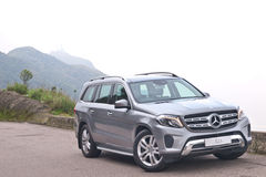 Mercedes-Benz GLS 500 2016 royalty free stock photography