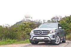 Mercedes-Benz GLS 500 2016 Royalty Free Stock Image