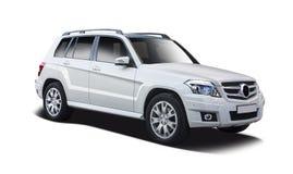Mercedes Benz GLS SUV Royalty-vrije Stock Fotografie