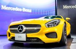Mercedes Benz GTS Imagens de Stock Royalty Free
