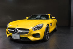 Mercedes Benz GTS Royalty-vrije Stock Foto