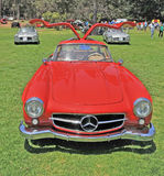 Mercedes-Benz Gullwing Coupe Immagini Stock