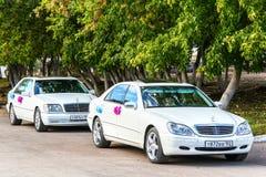 Mercedes-Benz klasa Obraz Royalty Free
