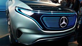 Mercedes Benz Limosine-beperkt VIP Stock Afbeeldingen