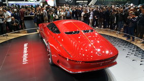 Mercedes Benz Limosine-VIP Royalty-vrije Stock Foto's