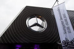 Mercedes-Benz Logo Stock Images