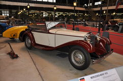 Mercedes-Benz Mannheim 370, 1933 Fotografie Stock Libere da Diritti