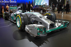 Mercedes Benz Stock Photo
