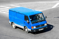 Mercedes-Benz MB100D Royalty Free Stock Photography