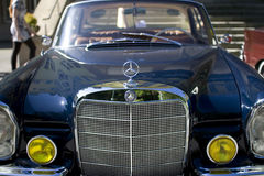Mercedes Benz meeting in SLOVAKIA Royalty Free Stock Photography