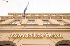 Mercedes-Benz Stock Images