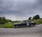 MERCEDES-BENZ 220 A 1955 Stock Photography