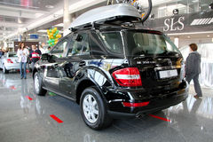 Mercedes-Benz ML 350 CDI Stock Images