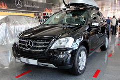 Mercedes-Benz ML 350 CDI  Stock Photos