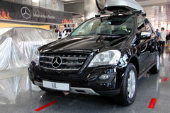 Mercedes-Benz ML 350 CDI Royalty Free Stock Image