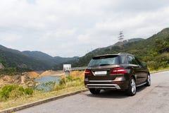 Mercedes-Benz ML-Class ML500 SUV 2012 Royalty Free Stock Photo