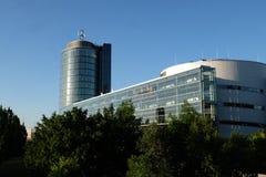 Mercedes Benz Munich à Munich images libres de droits