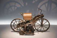 Mercedes Benz Museum Stock Afbeelding