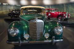 Mercedes Benz Museum Images stock