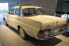 Mercedes Benz Museum Royalty-vrije Stock Foto