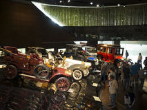 Mercedes-Benz Museum Photo libre de droits