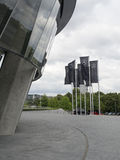 Mercedes-Benz Museum Stock Photos