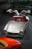Mercedes Benz Museum Royalty Free Stock Photo