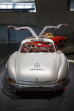 Mercedes Benz Museum Stock Photography