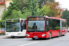 Mercedes-Benz O530 Citaro G Royalty Free Stock Images