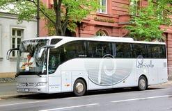Mercedes-Benz O350-15RHD Tourismo Royalty-vrije Stock Foto