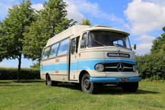 Mercedes-Benz O 319 Vintage Bus Stock Photography