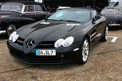 Mercedes Benz och vänner Berlin 2011 Arkivbild