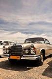 Mercedes-Benz oldtimer Stock Photography