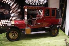 Mercedes Benz-Oldtimer Stock Image