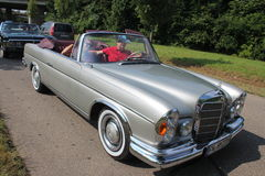 Mercedes Benz Oldtimer Stock Photography