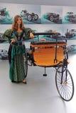 Mercedes-Benz Patent-Motorwagen Model 3 (1886-1894 Stock Photos