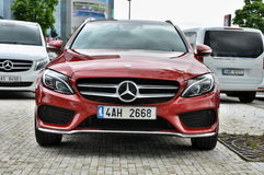 Mercedes-Benz Stock Photography