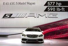 Nowy Jork Międzynarodowy Auto przedstawienie 2013 Obrazy Stock