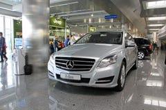 Mercedes-Benz R-class Royalty Free Stock Photos