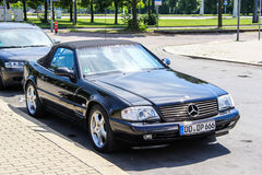Mercedes-Benz R129 SL-class Royalty Free Stock Photography