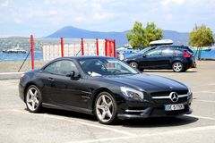 Mercedes-Benz R231 SL-class Royalty Free Stock Photography