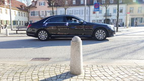 Mercedes-Benz S350 Stockbild