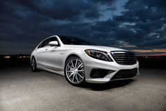 2015 Mercedes-Benz S63 AMG Stock Photography