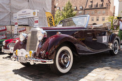 Mercedes-Benz 170S cabriolet A Royalty Free Stock Image