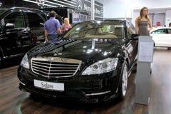 Mercedes-Benz S-class Stock Photography