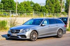 Mercedes-Benz S212 E-class Royalty Free Stock Photos