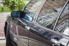 Mercedes-Benz-s-Klasse (S 600) royalty-vrije stock afbeeldingen