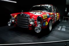 Mercedes-Benz 300 SEL 6 8 AMG Genève 2017 Photo stock