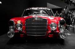 Mercedes-Benz 300 SEL 6 8 AMG Genève 2017 Stock Foto's